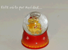 Postal musical navide�a